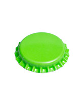 lime bottle cap