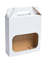 3x500ml White Presentation Pack