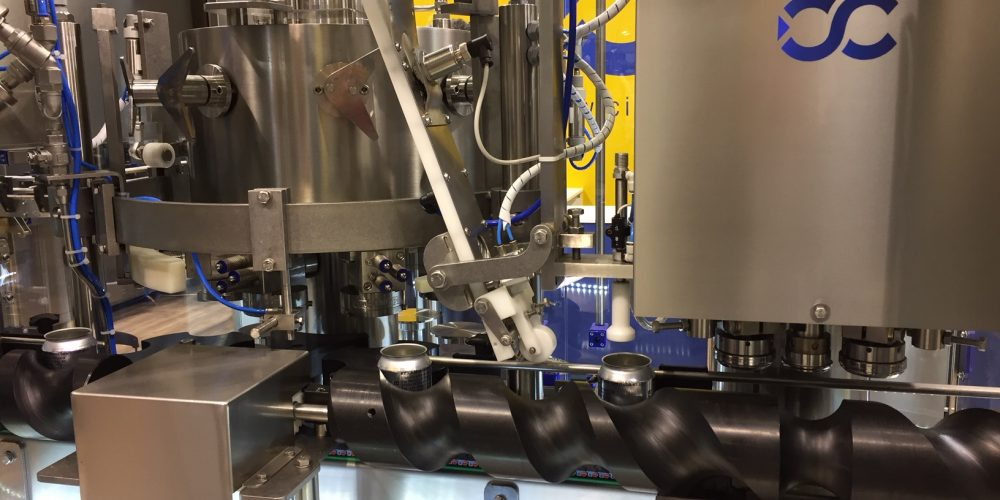 contract canning line